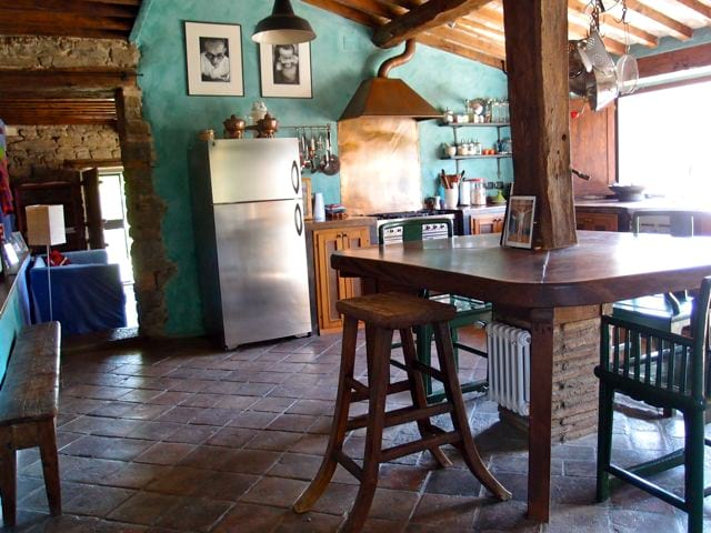 Watch Tower Kitchen