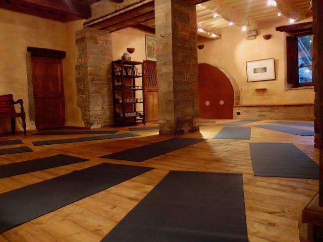 Yoga Studio Watch Tower